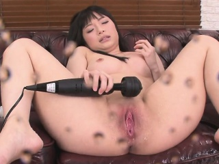 Toys Fucking Hina Maeda Pussy Makes Her Squirt